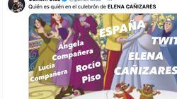 El culebrón de Elena Cañizares y sus compañeras de piso, resumida en 13