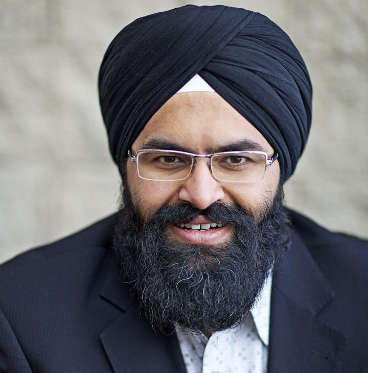 Manmeet Singh Bhullar was a champion for his community and a pillar of his family.