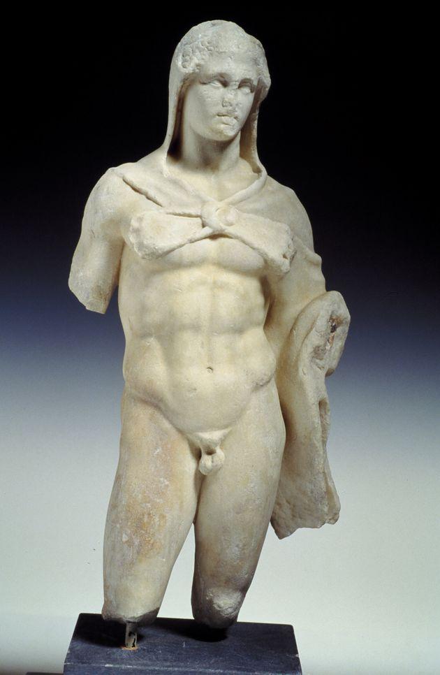 Άγαλμα Ηρακλή