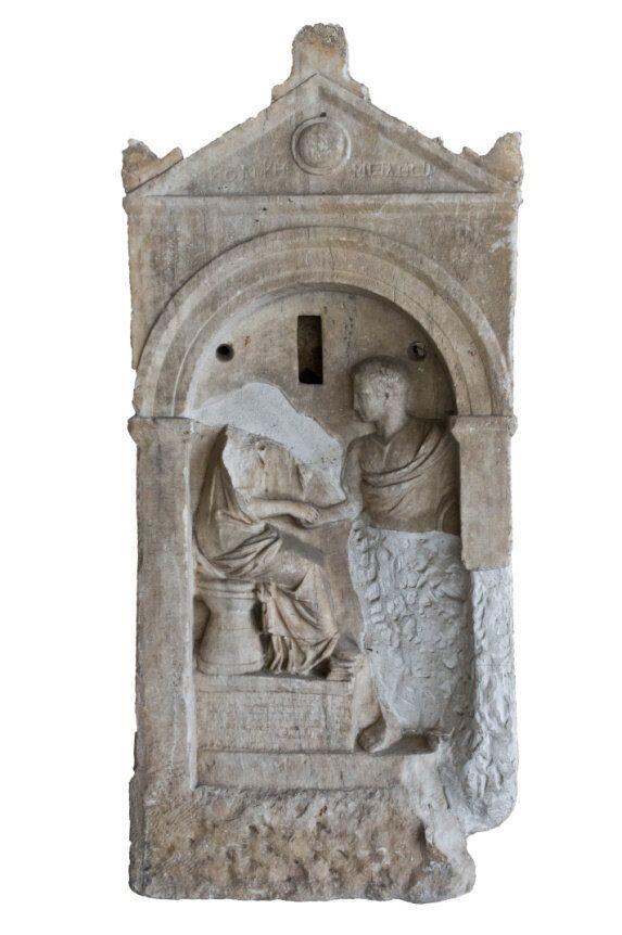 Στήλη ρωμαϊκών χρόνων