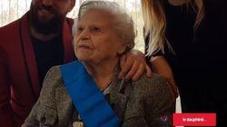 Noëlla Rouget, résistante et déportée qui avait fait gracier son bourreau, est
