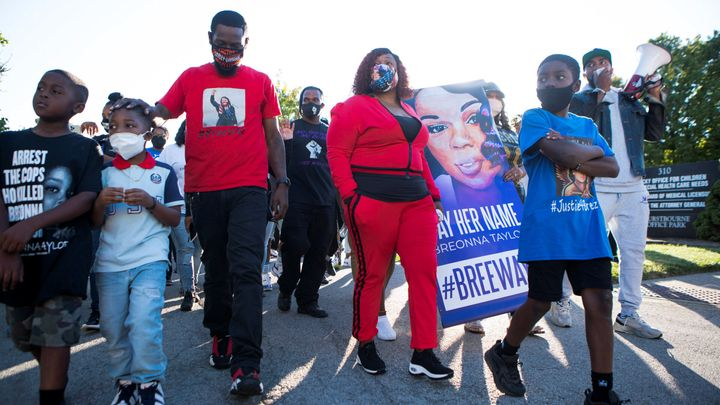 Tamika Palmer, the mother of Breonna Taylor, has endorsed Campaign Zero's effort.
