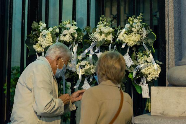 Homenaje del Ministerio de Igualdad a las mujeres asesinadas por la violencia machista durante
