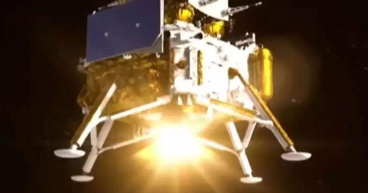 Après avoir vu sa face cachée, la Chine veut ramener un peu de Lune sur la Terre