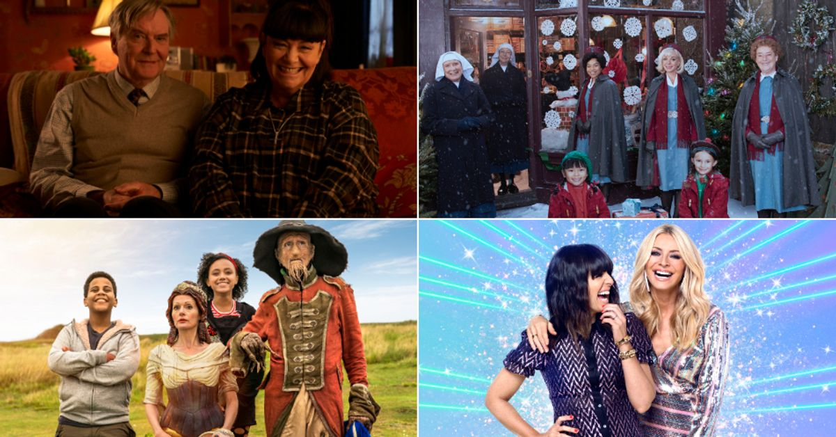 16 TV Treats To Look Forward To On The BBC This Christmas