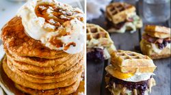 14 Easy Breakfast Recipes For Your Thanksgiving