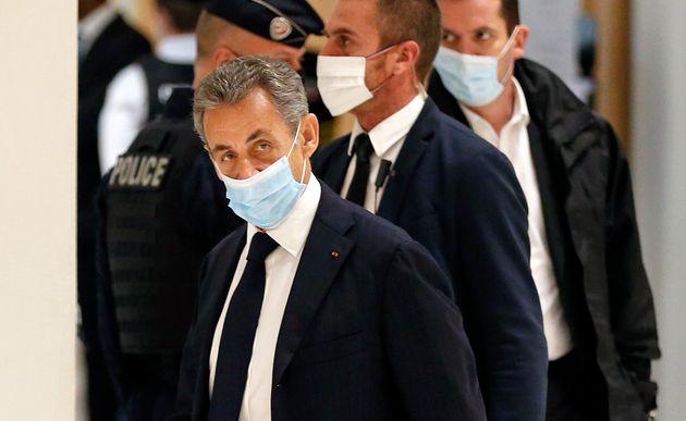 Nicolas Sarkozy, poursuivi dans