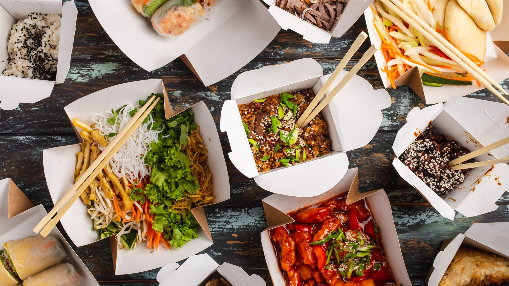 Not All 'Eco-Friendly' Food Delivery And Takeout Containers Are Created Equal