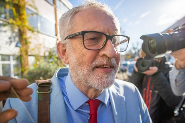 Jeremy Corbyn Told To Apologise 'Without Reservation' By Labour Chief