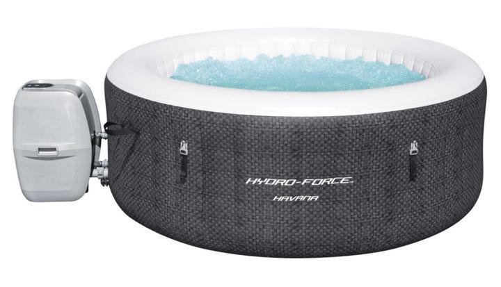 Bañera de hidromasaje hinchable Hydro-Force Havana