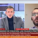 Pablo Echenique responde a Bertín Osborne tras su monumental