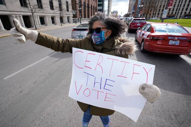 Αμερικανικές εκλογές: Το Μίσιγκαν επικύρωσε τη νίκη του