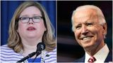Emily Murphy/ Joe Biden