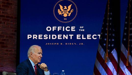 트럼프 정부가 마침내 바이든의 대선 승리를 공식