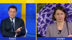 'You Broke The Rules': Karl Stefanovic Grills Gladys Berejiklian Over COVID-19 Test