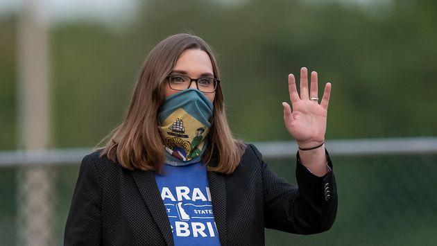 サラ・マクブライド議員(2020年9月15日)