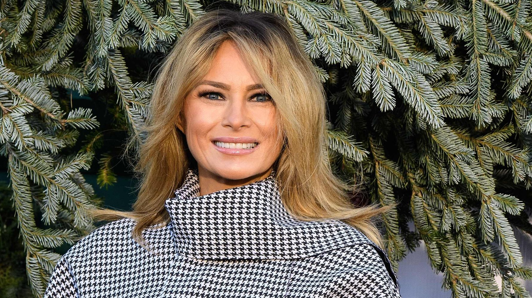 Twitter Users Mock Melania Trump's 'Who Gives A F**k About Christmas' Tree