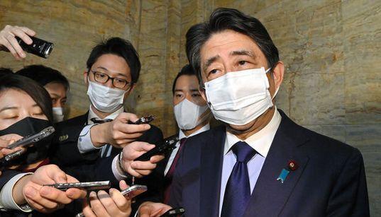 「今の段階ではお答えできない」安倍晋三前首相、秘書らの事情聴取を受け