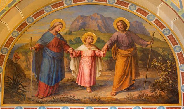 Αρχαιολόγος λέει ότι ίσως βρήκε το σπίτι όπου έζησε ο Ιησούς κατά την παιδική του