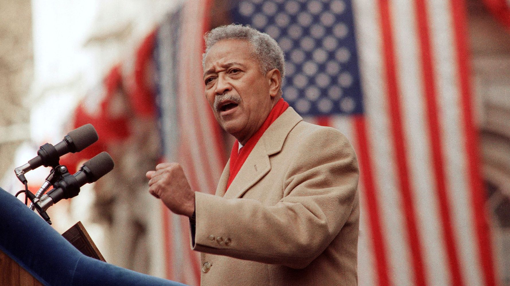 David Dinkins, NYC's First Black Mayor, Dies At 93