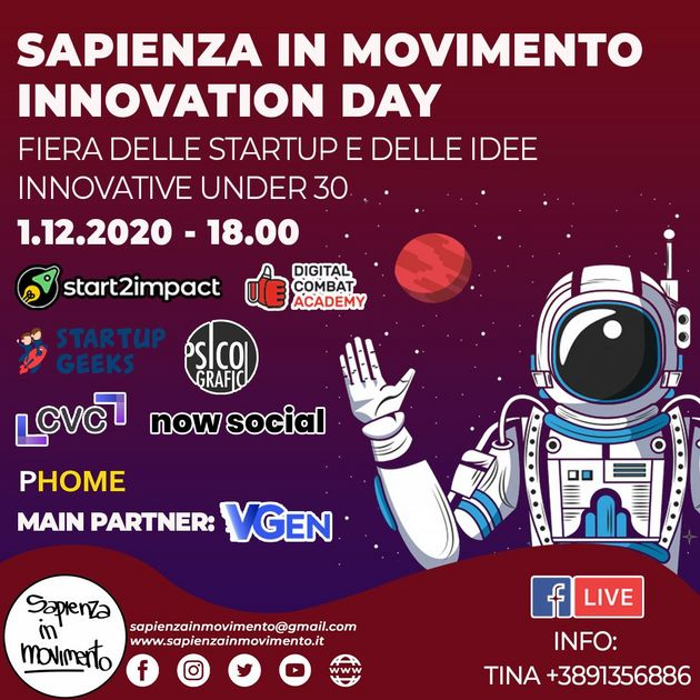Sapienza in Movimento, la fiera dell