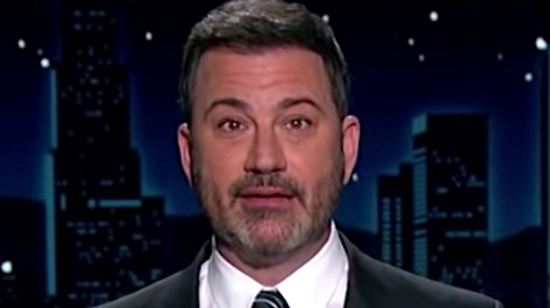 Jimmy Kimmel Has A Way To Trick Donald Trump Out Of The White House For Good