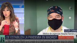 El popular médico César Carballo augura una revolución en la lucha contra el virus en dos o tres semanas: costará 8