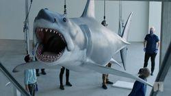 El tiburón de la película de Spielberg 'Jaws' ya se puede visitar en Los