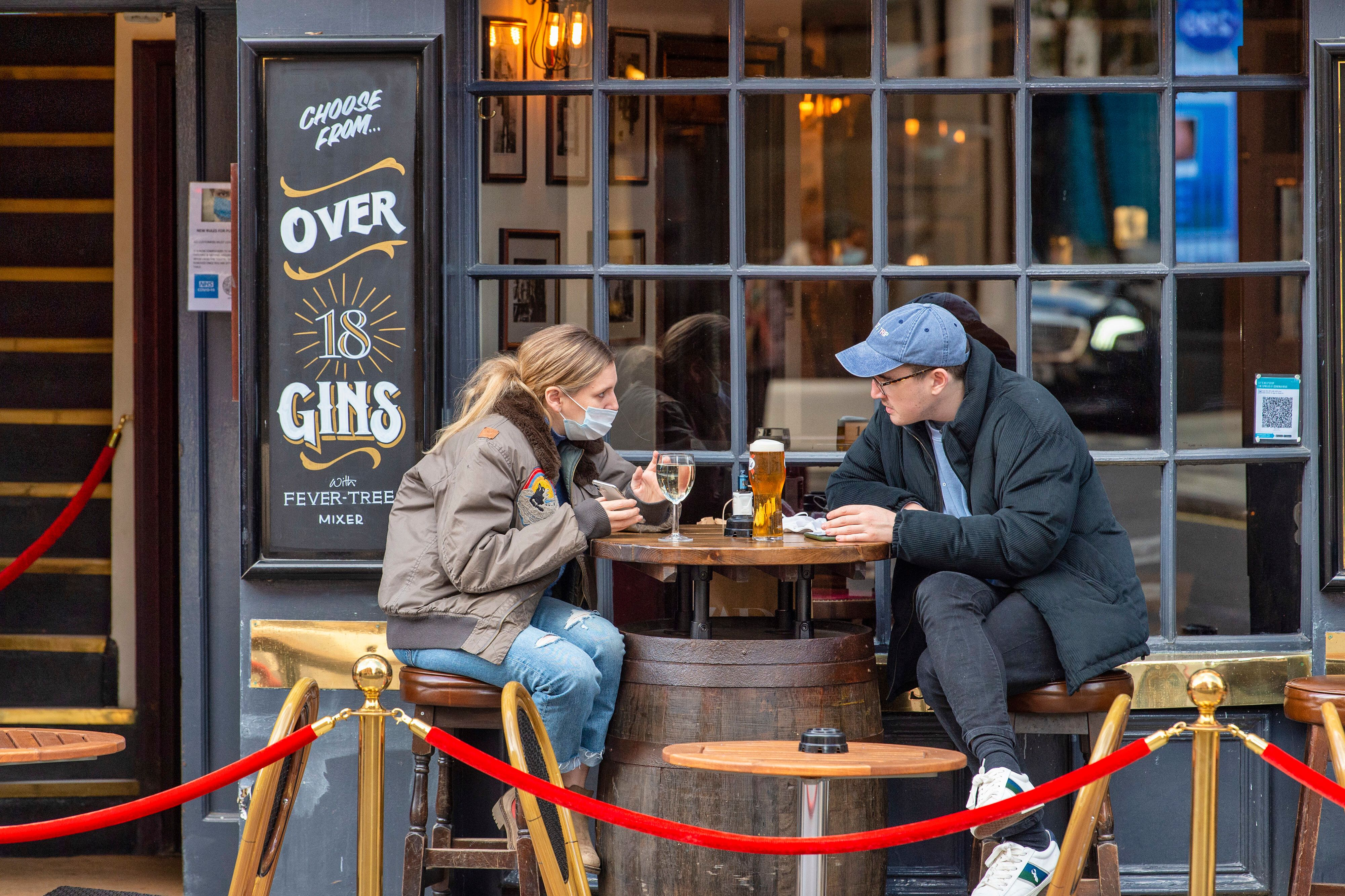 Tiers For Beers: Lockdown Rules 'Unfairly' Single Out England's Pubs – Again