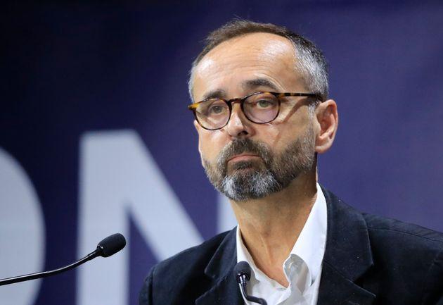 Robert Ménard (ici lors de la Convention de la droite en septembre 2019 à Paris) réclame...