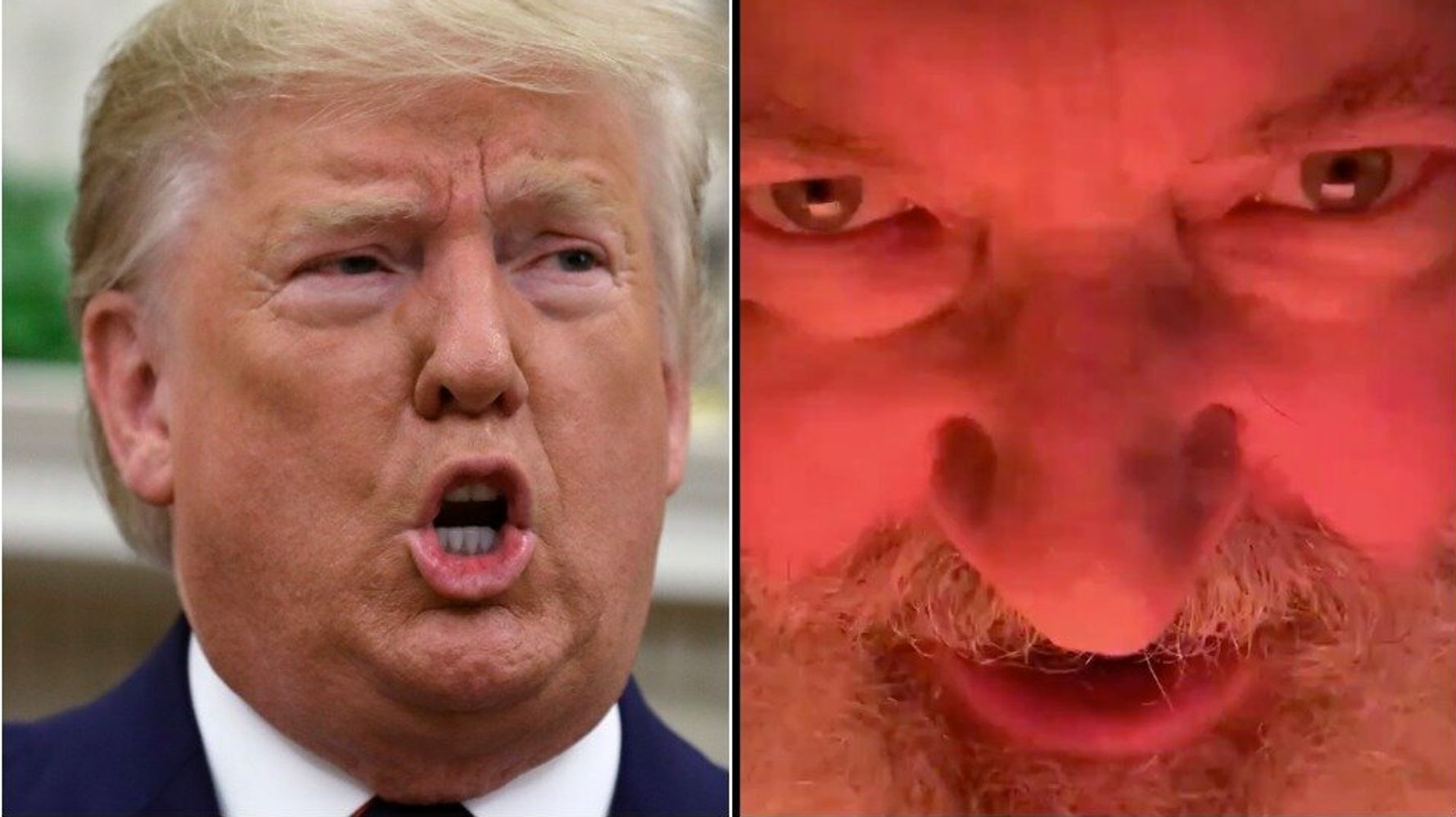 Donald Trump Is Now Retweeting Randy Quaid's Election Rants And Do-Over Calls