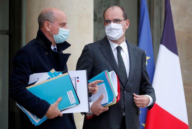 Jean Castex défend Jean-Michel Blanquer, confronté à la polémique sur le...