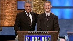 Greatest 'Jeopardy!' Champ Will Temporarily Fill In For The Late Alex