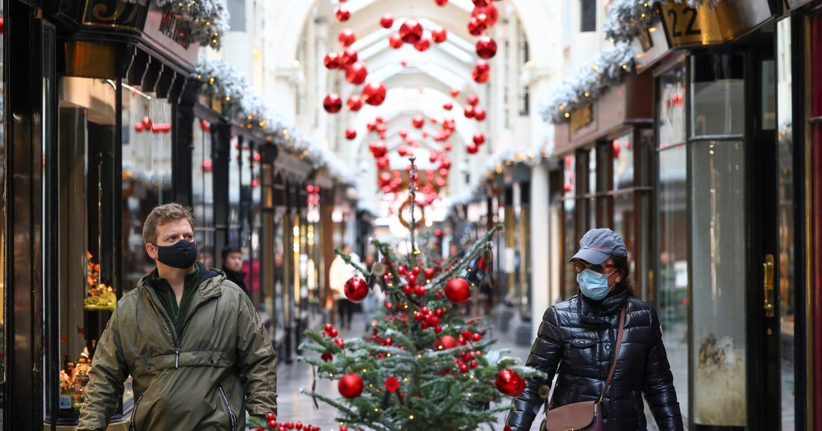 Revealed: The Full Details Of The UK's Christmas Covid Rules