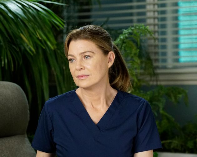 Ellen Pompeo interprète Meredith Grey dans Grey's
