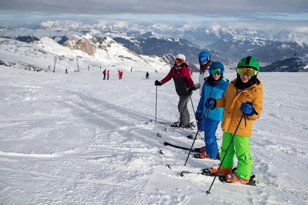 Des membres du gouvernement ont rencontré les professionnels de la montagne et les syndicats de...