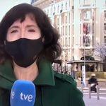 Directo de TVE, parece que no pasa nada pero justo detrás ocurre: y te ha pasado a ti