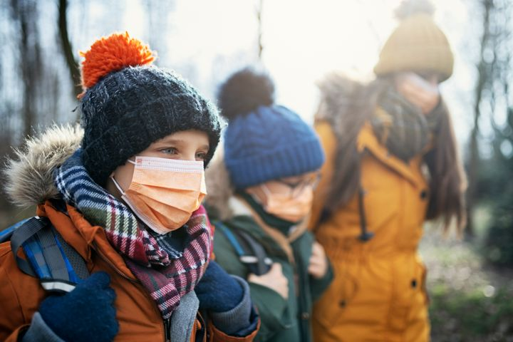How should percent positive rates influence parents' choices for their kids this winter? Experts share some basics to have in mind.