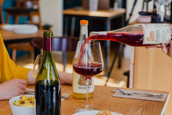 Peckham Cellar Red Wine