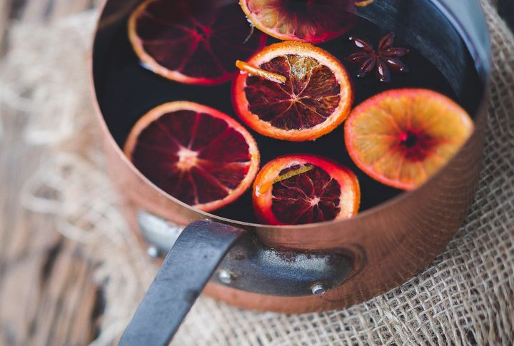 """Mulled Cider. Recipe from <a href=""""https://www.sandfordorchards.co.uk/blog/how-to-make-mulled-cider/"""" target=""""_blank"""" role=""""link"""" data-ylk=""""subsec:paragraph;itc:0;cpos:__RAPID_INDEX__;pos:__RAPID_SUBINDEX__;elm:context_link"""">Sandford Orchards</a>."""