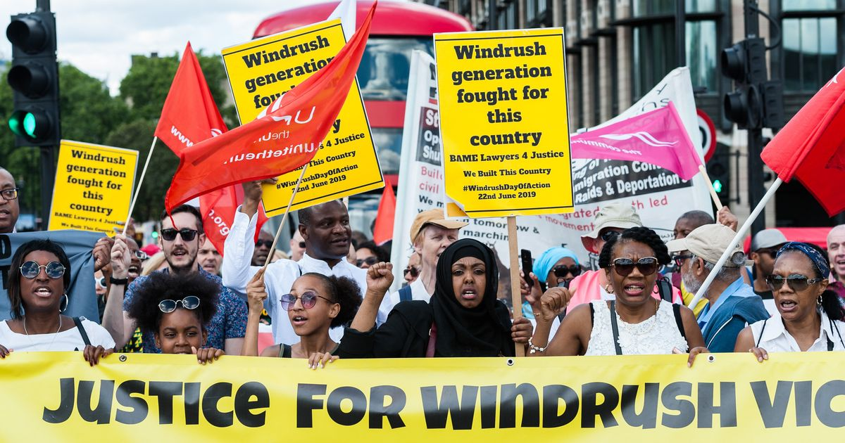 Windrush Scandal A 'Shameful Stain On British History'