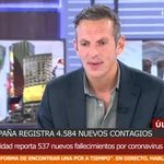 El mensaje más duro de Joaquín Prat en 'Cuatro al día':