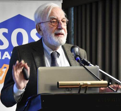Ο ομότιμος Καθηγητής Ιατρικής, Χαράλαμπος Μ. Μουτσόπουλος