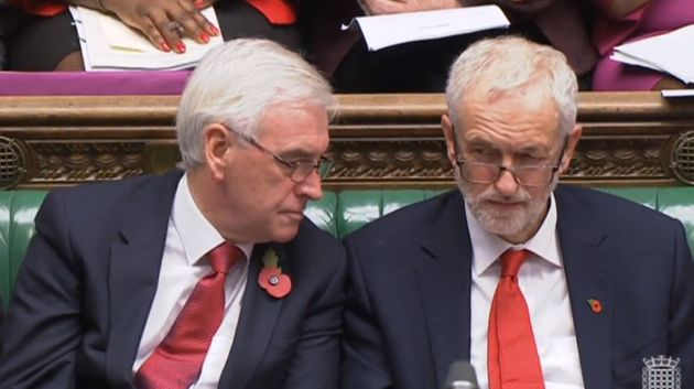 McDonnell Urges Corbyn To 'Calculate The Pain' Caused To Jews In Anti-Semitism