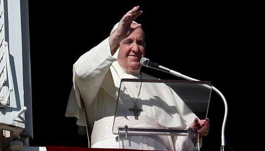 """ローマ教皇「ウイグル族が迫害」に言及。中国側の回答は...外交部サイトから""""削除"""""""