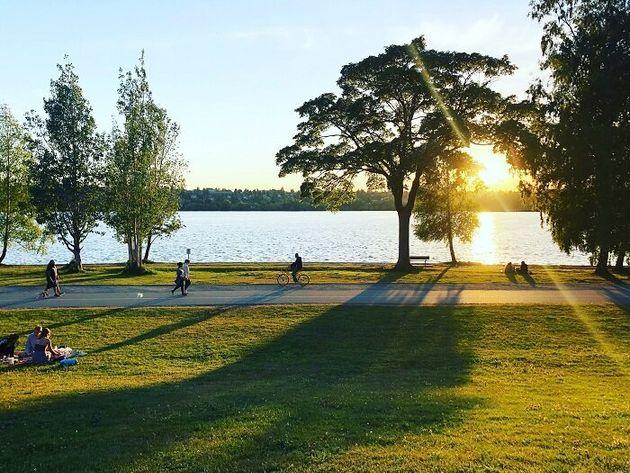 都市で暮らす、すべての人の家から徒歩10分圏内に公園を。公園や緑地は身体的・精神的に重要な役割を果たしている