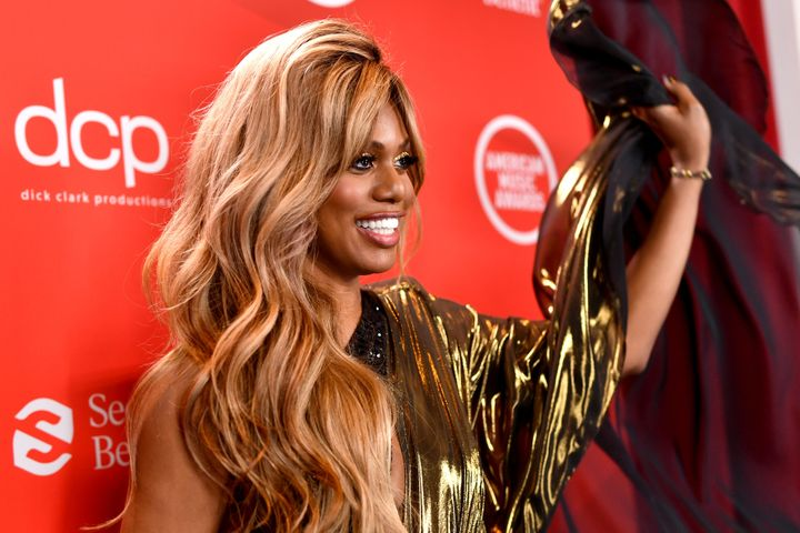 Laverne Cox has partnered with Citi to promote its True Name effort, which allows transgender and gender-nonconforming people