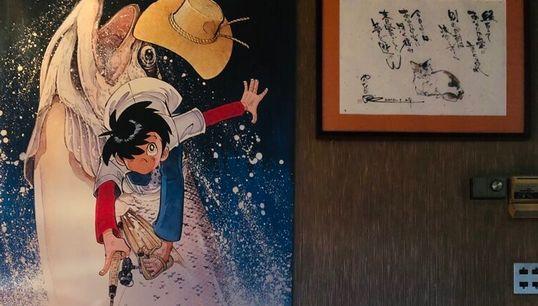 矢口高雄さん死去、『釣りキチ三平』の作者。「眠るように息を引き取りました」