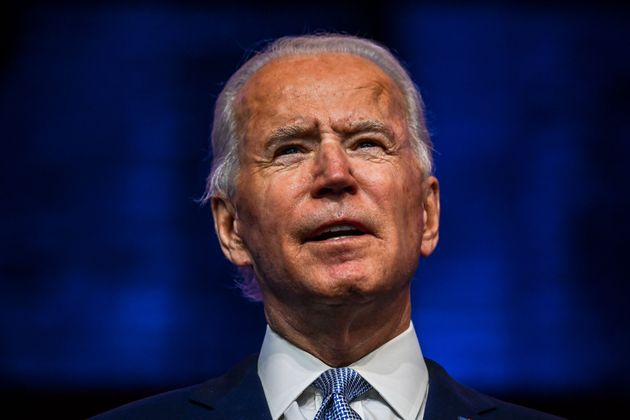 US President-elect Joe