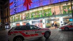 スイスのデパートでテロか。女性2人がナイフで襲われ負傷。28歳の女を拘束